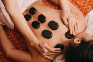 Hot stone massage in Idaho Falls